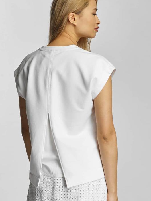 Bench Tričká Short Sleeve biela