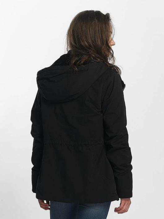 Bench Välikausitakit Asymmetric musta