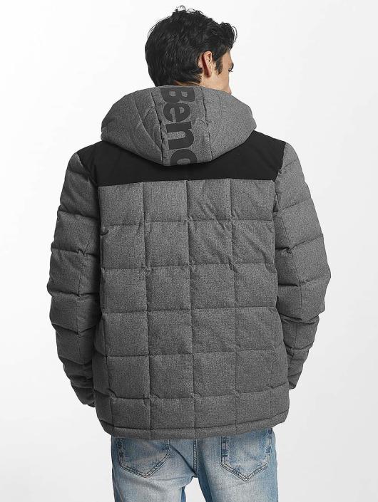 Look Bench Gris Veste Mi Wool Homme Down 354850 saison Légère kuZXPiO