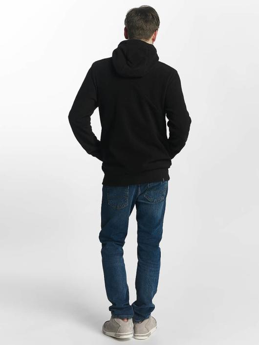 Bench Vetoketjuhupparit Fleece musta