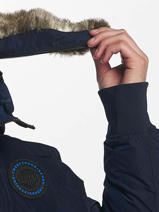 Bench Vinterjakke Nomens blå