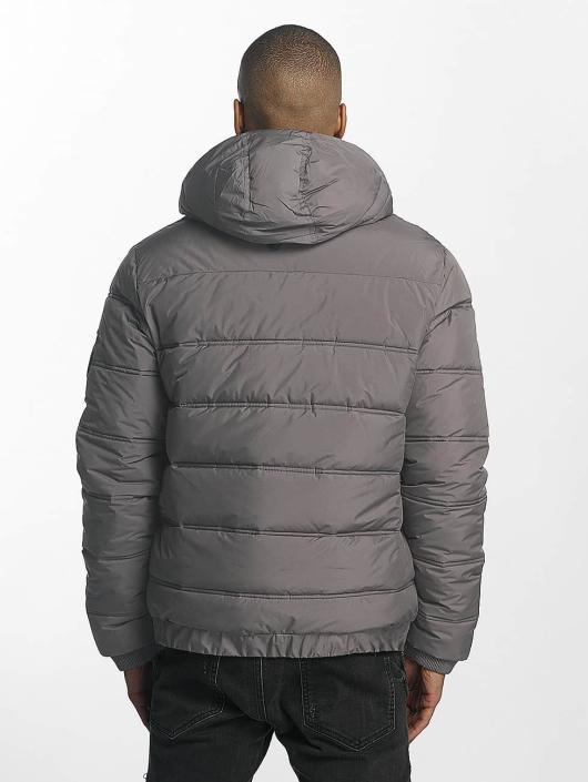 Bench Vinterjakke Schoolboy grå