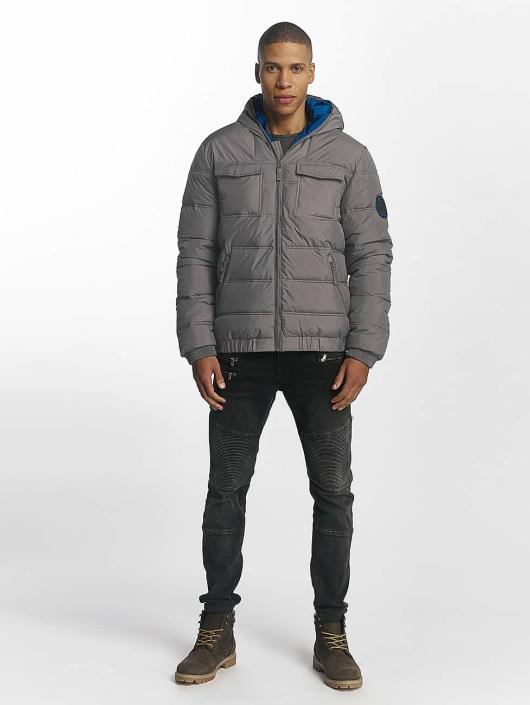 Bench Vinterjakker Schoolboy grå