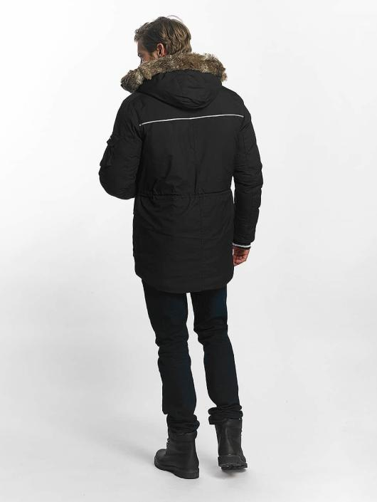 Bench Winter Jacket Nomens black
