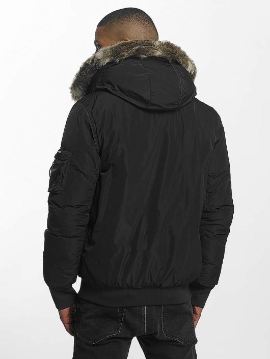Bench Winter Jacket Nomens grey