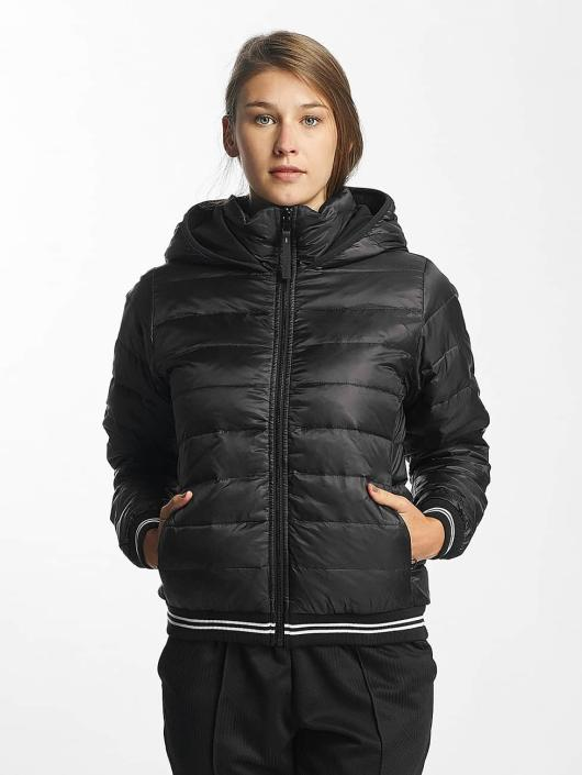Bench Winterjacke Down Reversible Insulator schwarz