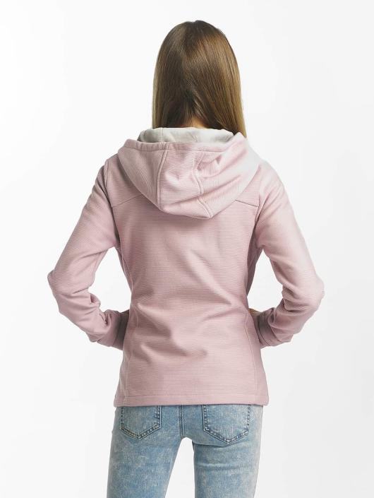 Bench Zip Hoodie Life pink