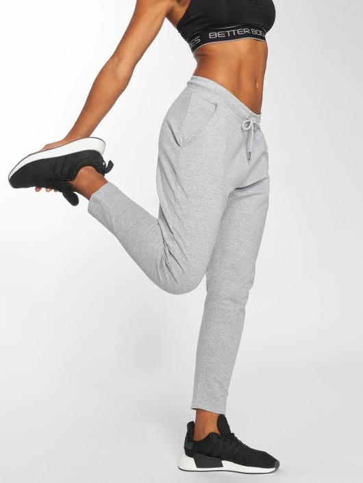 Better Bodies Jogginghose Astoria grau