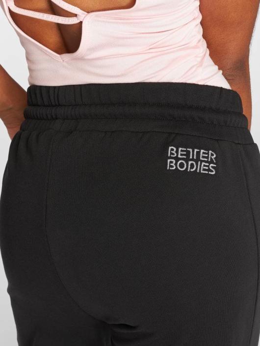 Better Bodies Jogginghose Jogger schwarz