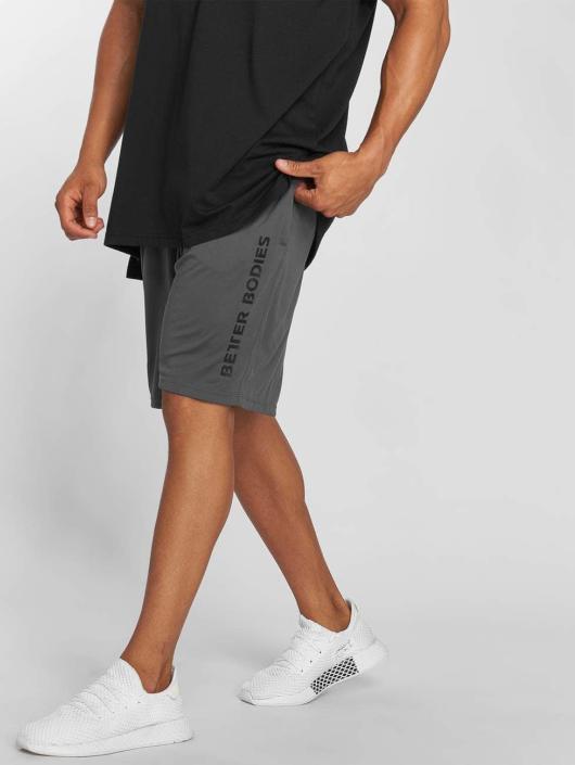 Better Bodies Pantalón cortos Loose Function gris