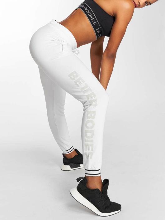 Better Bodies Pantalón deportivo Madison blanco