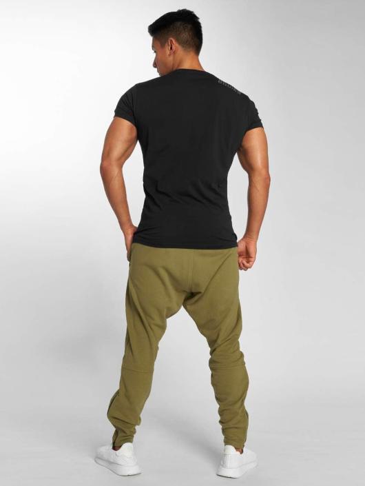 Better Bodies Pantalones sudadera Harlem caqui
