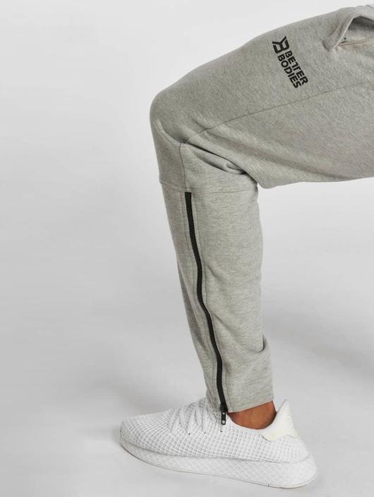 Better Bodies Pantalones sudadera Harlem gris