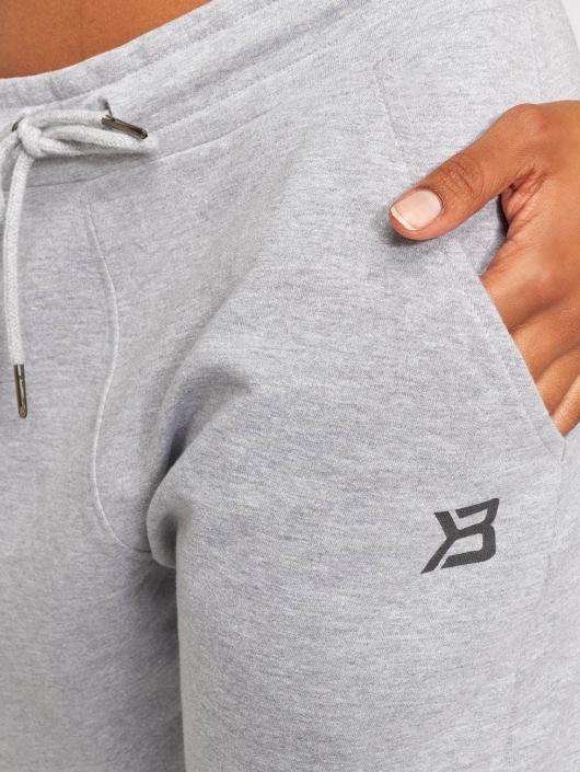 Better Bodies Pantalons de jogging Astoria gris