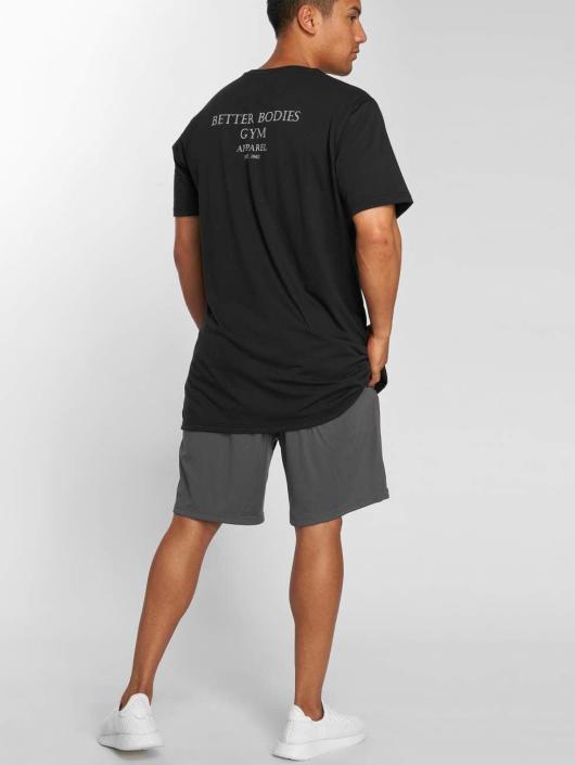Better Bodies Short de sport Loose Function gris