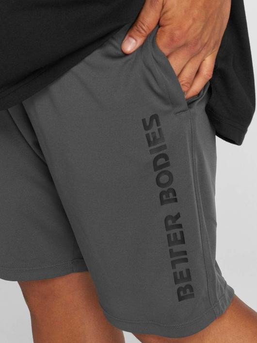 Better Bodies shorts Loose Function grijs
