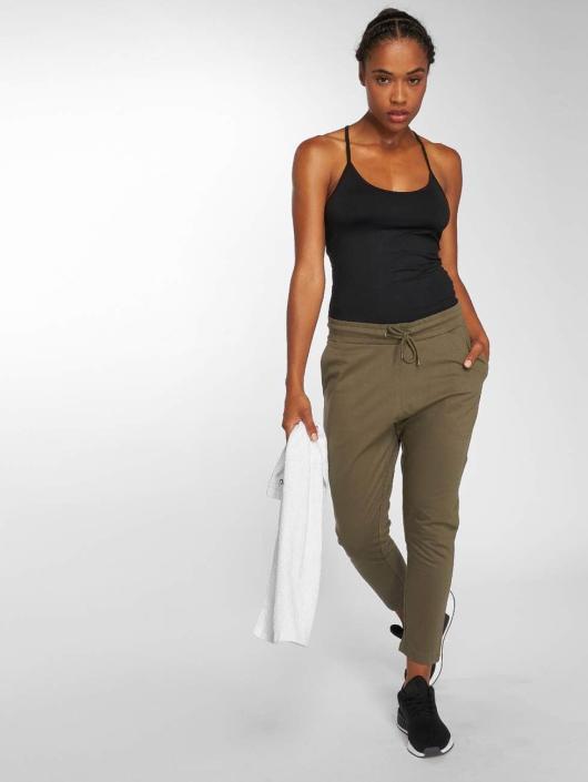 Better Bodies Spodnie do joggingu Astoria khaki