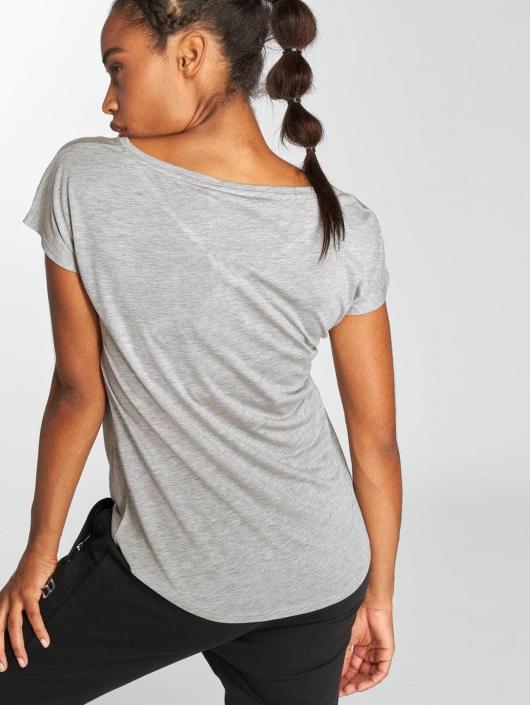Better Bodies t-shirt Gracie grijs