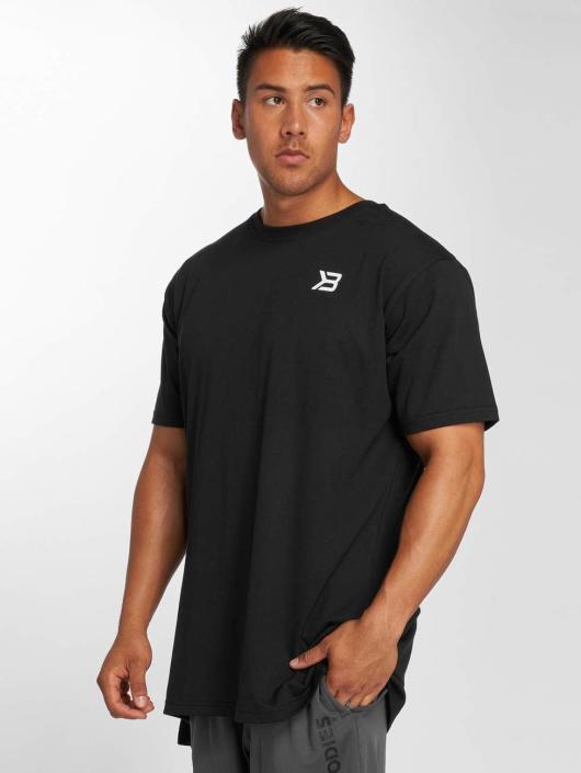 Better Bodies t-shirt Harlem Oversize zwart