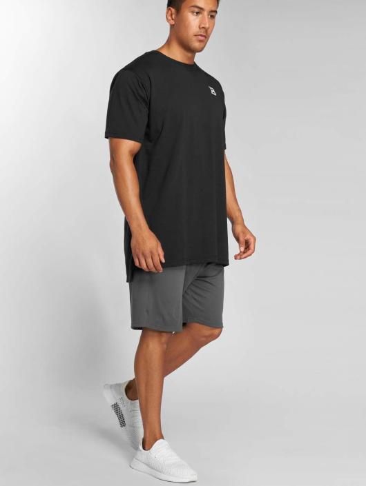 Better Bodies T-Shirty Harlem Oversize czarny