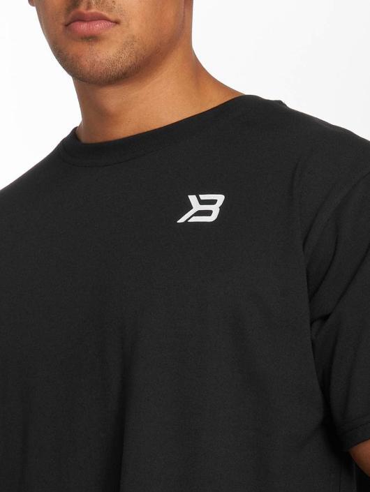 Better Bodies T-skjorter Harlem Oversize svart