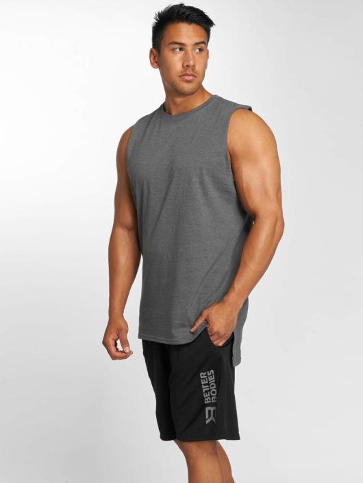 Better Bodies Tank Tops Bronx gris
