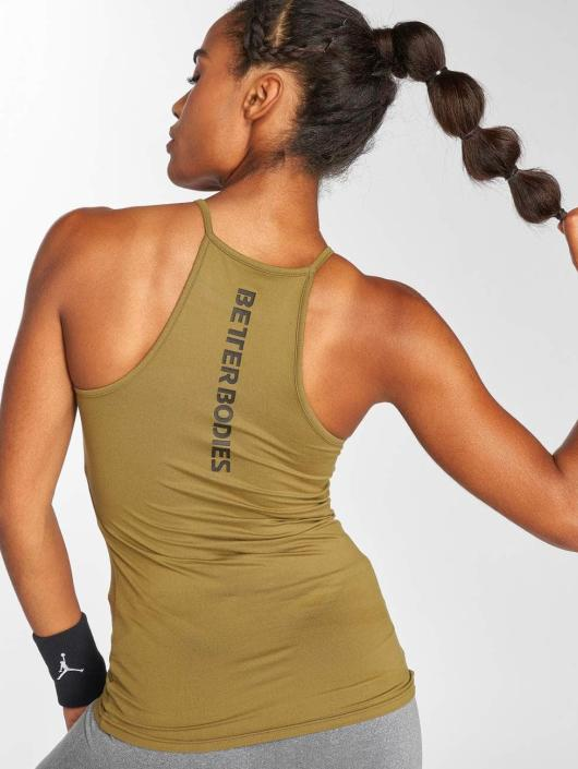 Better Bodies Topper Performance khaki