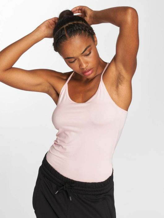 Better Bodies Tops sans manche Nolita rose