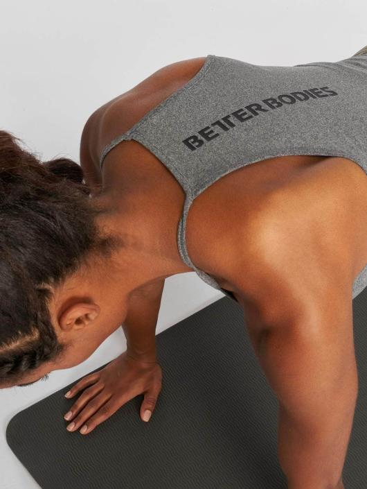 Better Bodies Urheilu T-paidat Performance harmaa