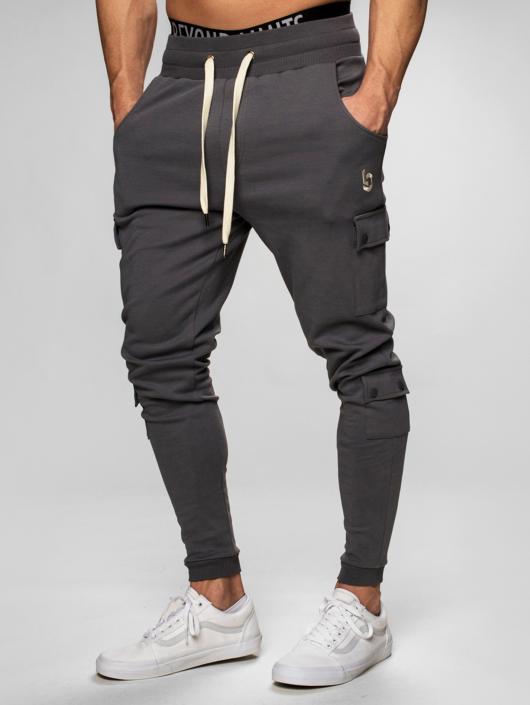 Beyond Limits Спортивные брюки Cargo серый