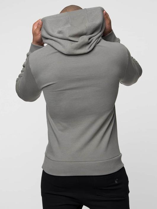 Beyond Limits Bluzy z kapturem Crowned khaki