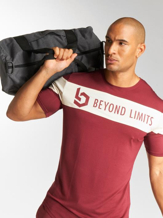 Beyond Limits Camiseta Chronicle rojo