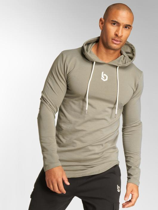 Beyond Limits Hoodies Monument khaki