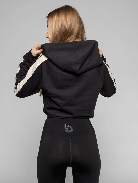 Beyond Limits Hoody Raw Cut schwarz