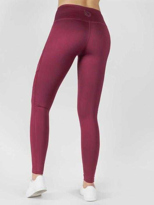 Beyond Limits Legging/Tregging Super High Waist Mesh red