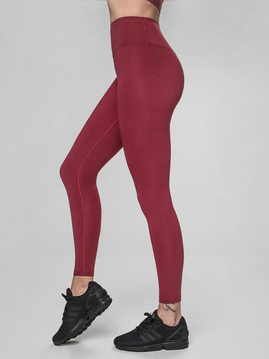 Beyond Limits Legging/Tregging Pure Highwaist rojo