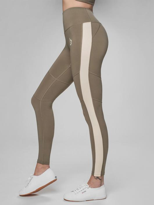 Beyond Limits Leggings Statement khaki