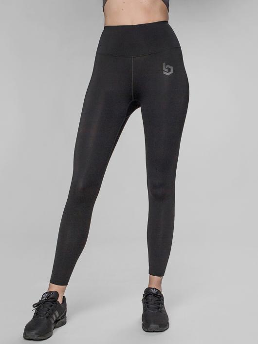 Beyond Limits Leggings/Treggings Pure Highwaist sort