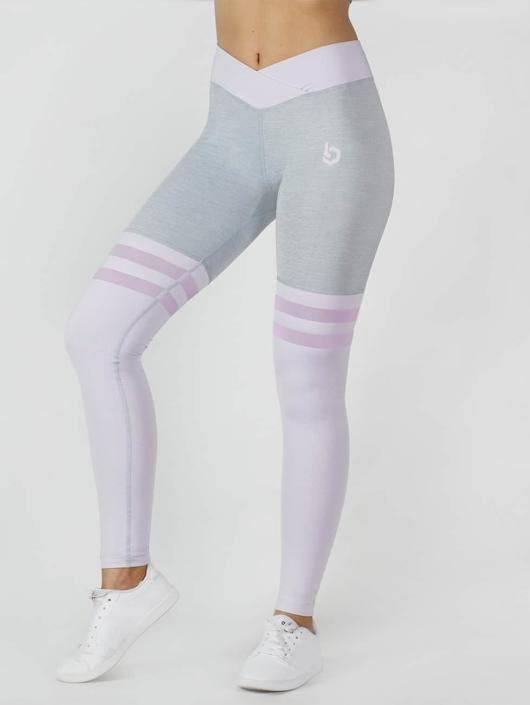 Beyond Limits Leggings/Treggings Overknee szary