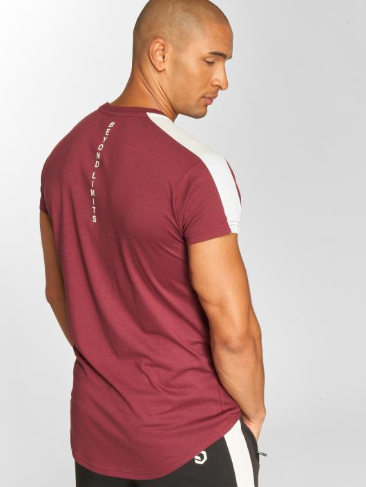 Beyond Limits Shirts desportes Foundation rojo