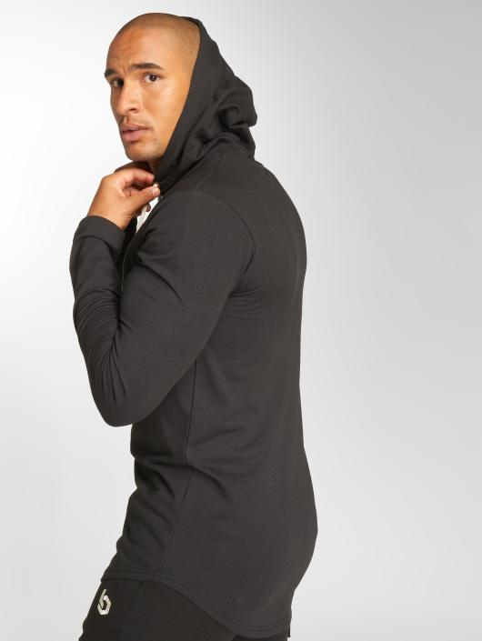 Beyond Limits Sports Hoodies Monument black