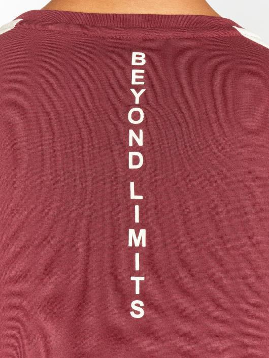 Beyond Limits Sportshirts Foundation červený