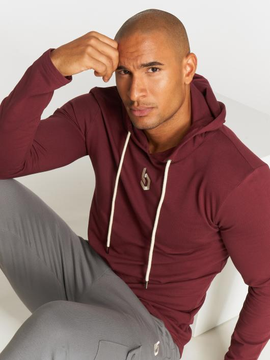 Beyond Limits Sweat capuche Monument rouge