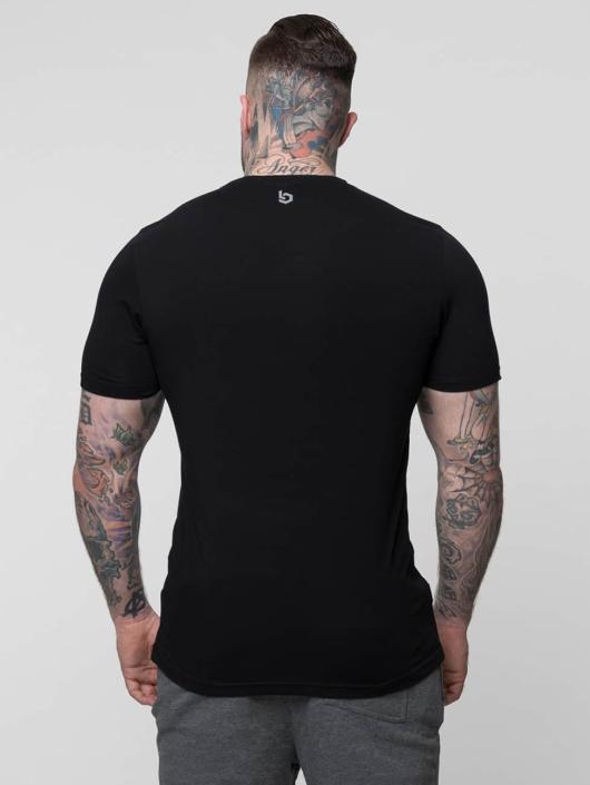 Beyond Limits t-shirt Basic zwart