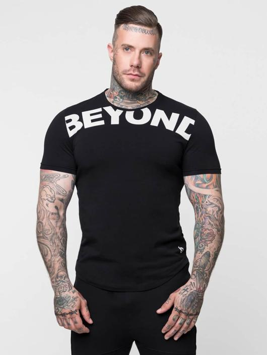 Beyond Limits T-Shirty League czarny