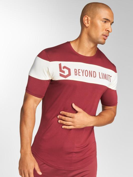 Beyond Limits T-Shirty Chronicle czerwony