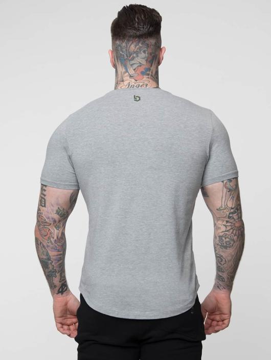 Beyond Limits T-skjorter Signature grå