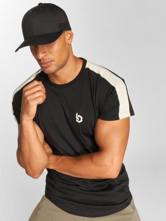 Beyond Limits T-skjorter Foundation svart