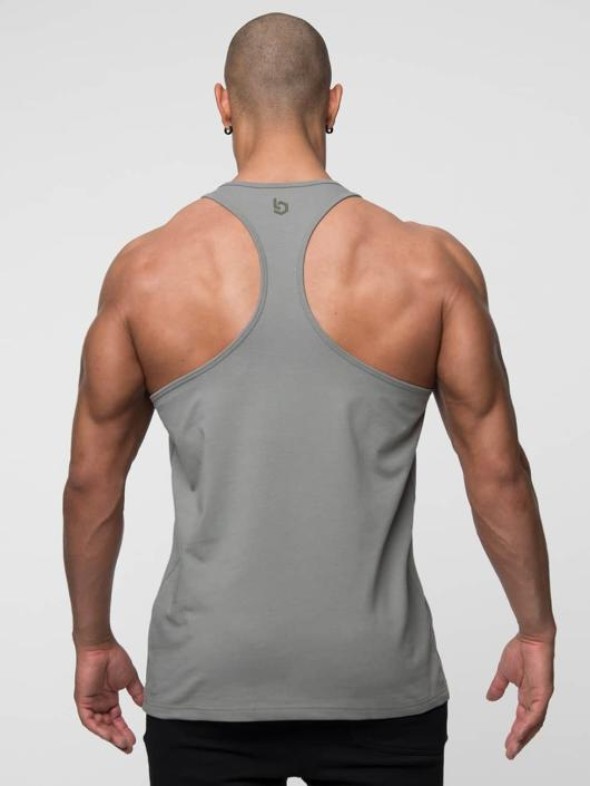Beyond Limits Tank Tops Casual Stringer caqui