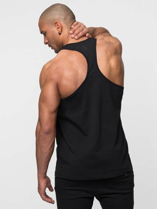 Beyond Limits Tank Tops Casual Stringer musta